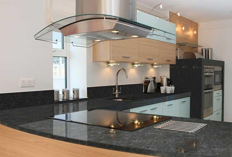 Hanstone Quartz Countertops Kitchen Design Plus