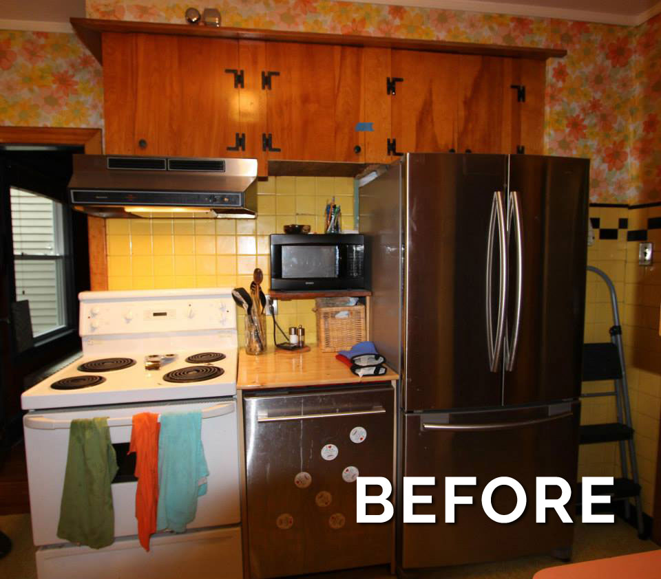 "The ""UGLY"" Kitchen Contest"