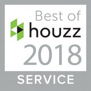 Best of Houzz Award 2018